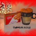 Mug cake au speculoos (pichet microcook)