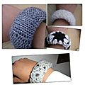 bracelet crochet -JANVIER 2011