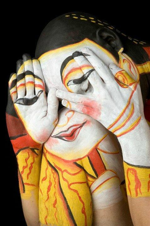 Lanna Woman (Wat Umong)