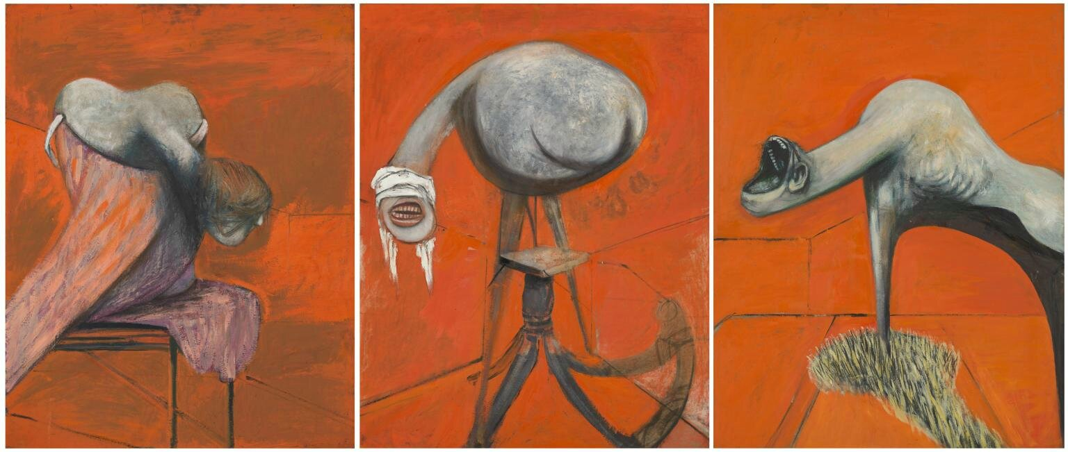 Largest exhibition ever staged in the north of England of Francis Bacon's work opens at Tate Liverpool