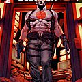 Valiant comics bloodshot