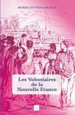 Couv Les Volontaires de la Nouvelle-France