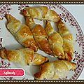 { tupperware } croissant saumon fumé - fromage frais