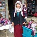 Femme de la tribu Hmong