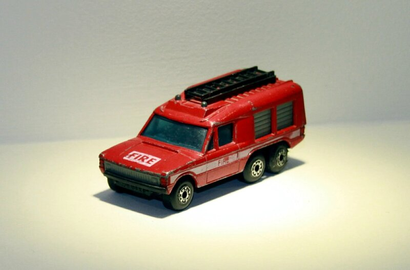 Carmichael commando (Matchbox) 01