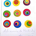 Avez-vous vu ? kandinsky par lilwen, 2 ans 1/2