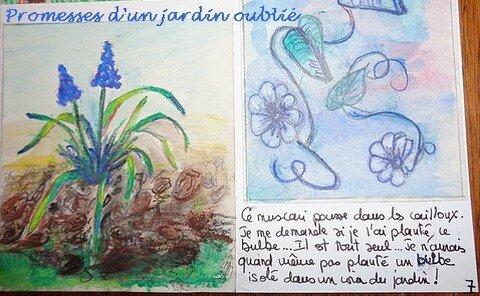 Le cahier du Jardin Oublié n°2