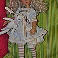 Alix - poupée Dianna Effner pour les galeries Ashton Drake