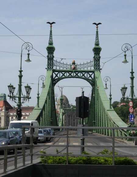 Pont Liberté Budapest