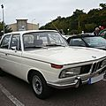 BMW 2000 Neue Klasse berline 4 portes 1971 Créhange (1)