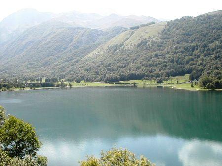 Lac de Génos-Loudenvielle