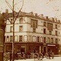 barricade bd. de clichy 1870 ou 71