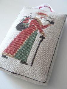 Père Noël rouge