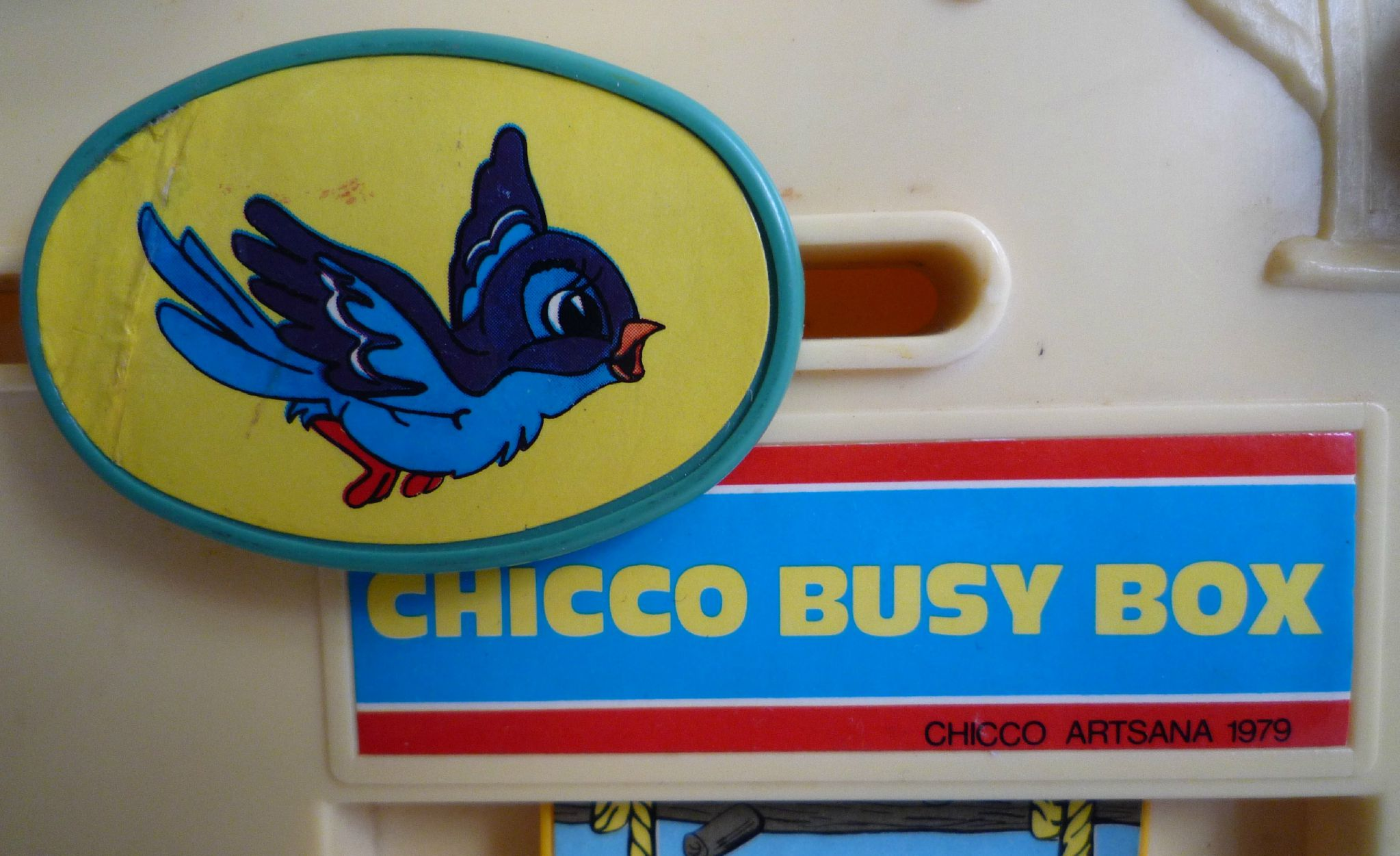 Chicco Busy Box 1979 (2)