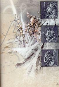 Livre Univers Elfes Cynwälls 6