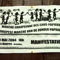 L'Affiche de la Marche en Belgique