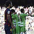 Barça-getafe 2-2 résume