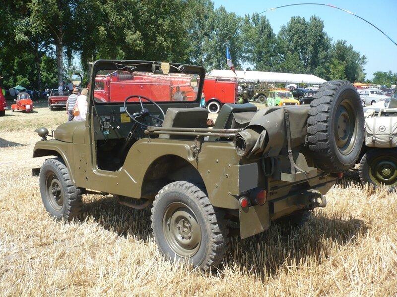 KAISER Jeep M38A1 1970 Ohnenheim (2)