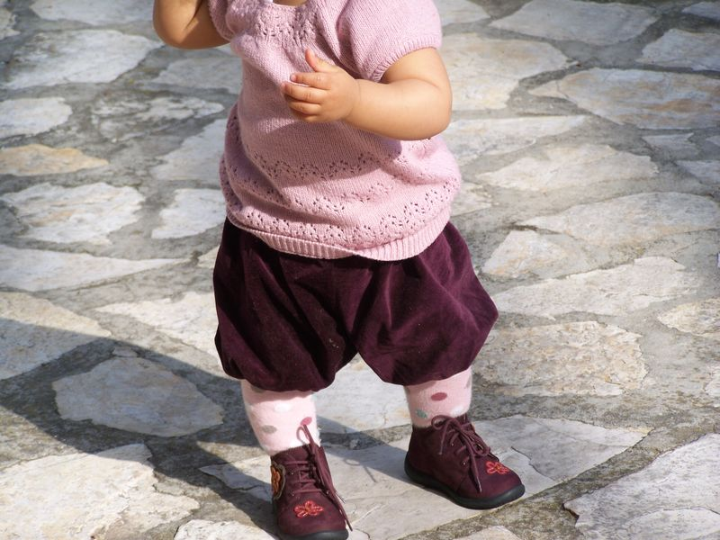 chaussure bloomer tunique