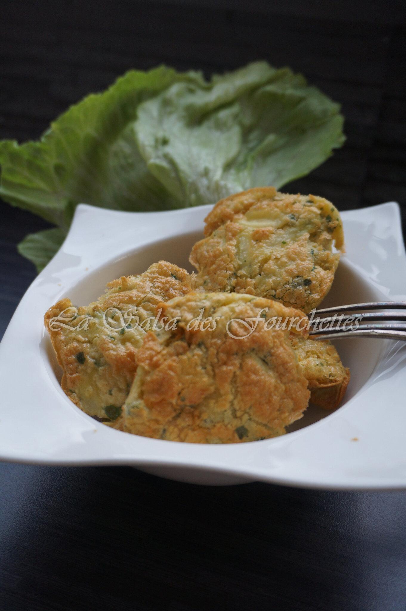 Bouchees oignon persil la salsa des fourchettes - Quand repiquer le persil ...