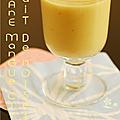 Smoothie douceur, smoothie pastel