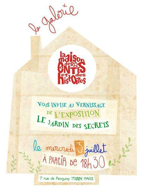 invitation vernissage