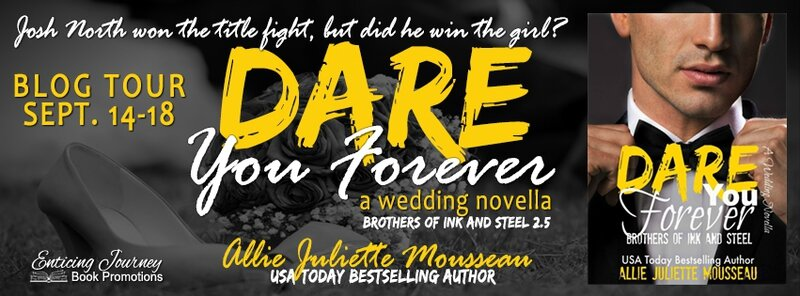 Dare You Forever Blog Tour Banner