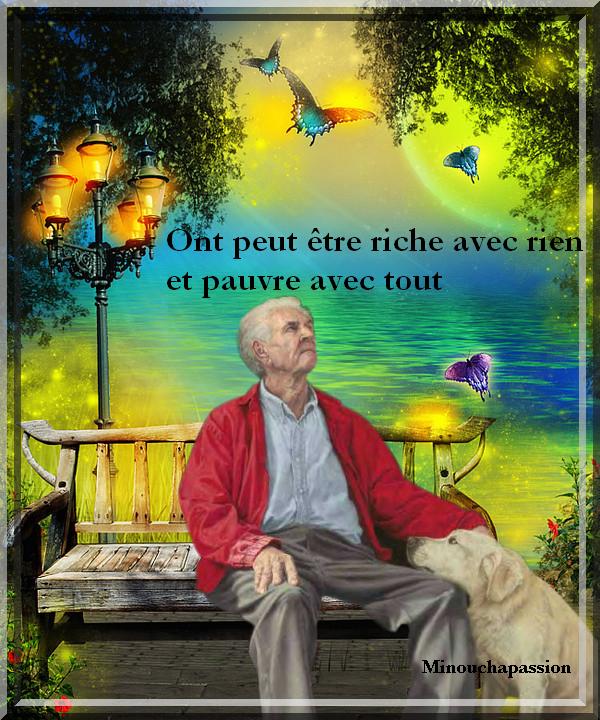 la richesse du coeur