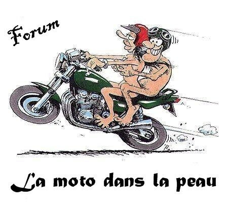 Moto passion photo de humour cheyenne titesquaw - Dessin humoristique motard ...