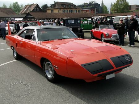plymouth road runner superbird, 1970, osmt zug 2013 3