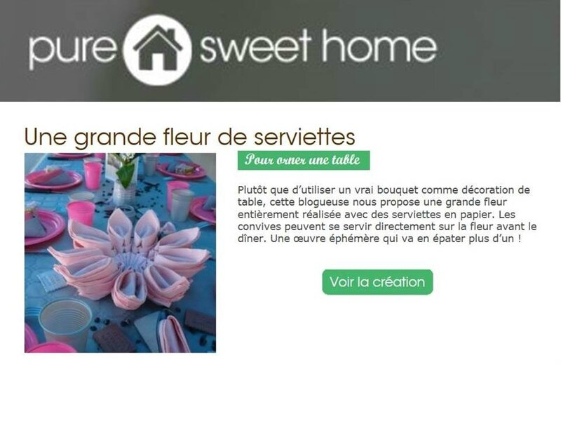 4 CALINQUETTE SUR PURE SWEET HOME