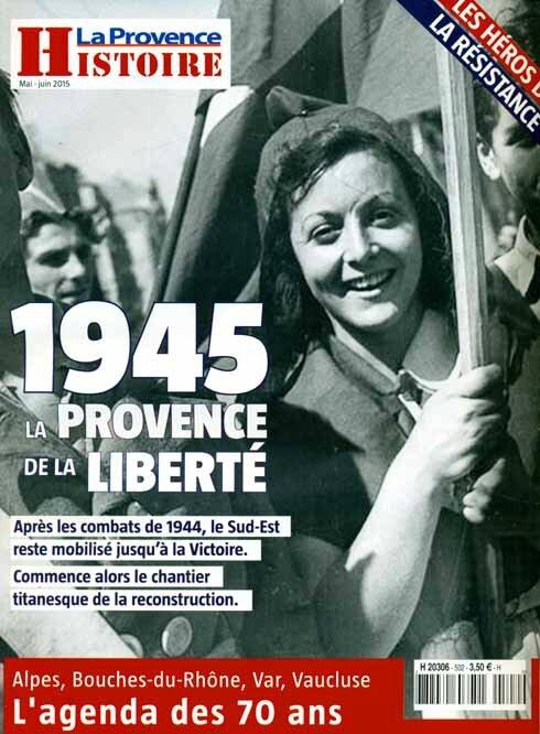 La Provence mai-juin 2015