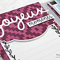 Mini album katia démonstratrice stampin'up2
