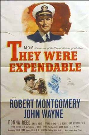 theywereexpendableposter