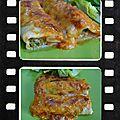 Cannelloni ricotta-épinards