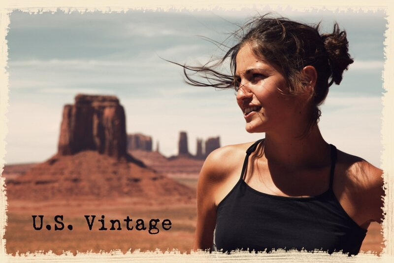 us vintage Monument Valley Portrait nol