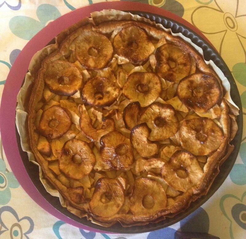 6-tartes aux pommes maison