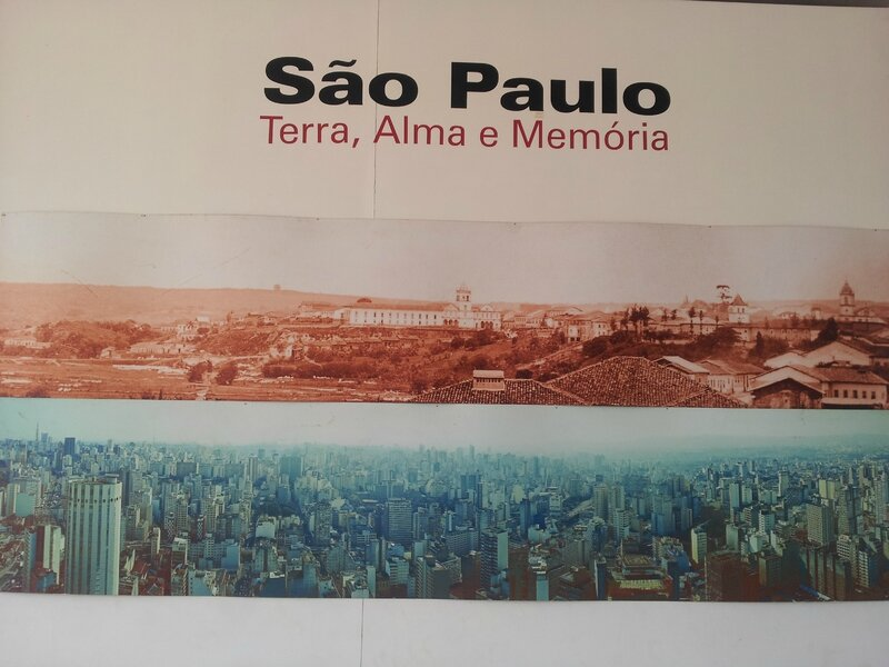 Sao Paulo - au commencement vs maintenant
