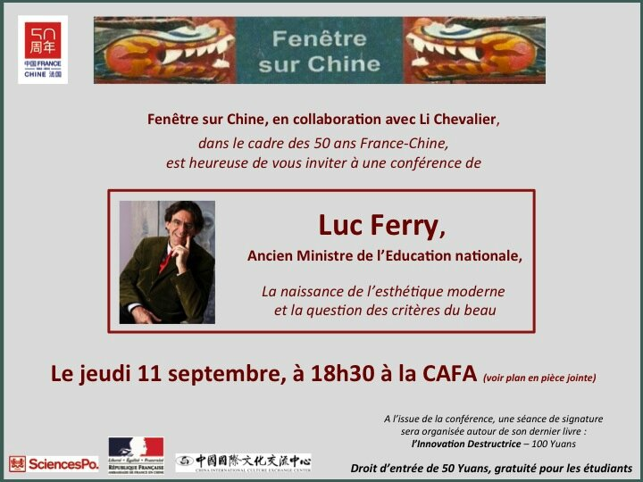 Invitation L Ferry