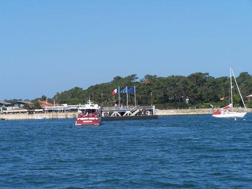 Cap-Ferret-embarcadère