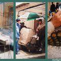 Ouzbekistan : restauration de rue