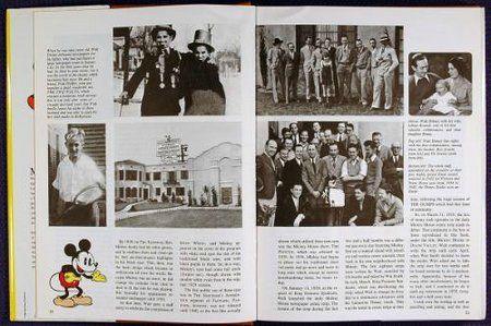 Préface de Floyd Gottfredson pour la Bd Mickey Mouse best comics - le coffre de gloewen et Scrat