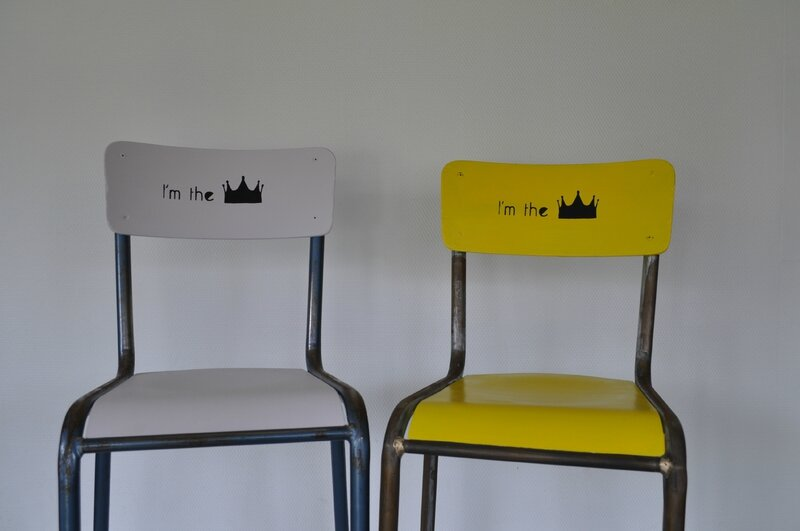 Chaises KING & QUEEN - 2