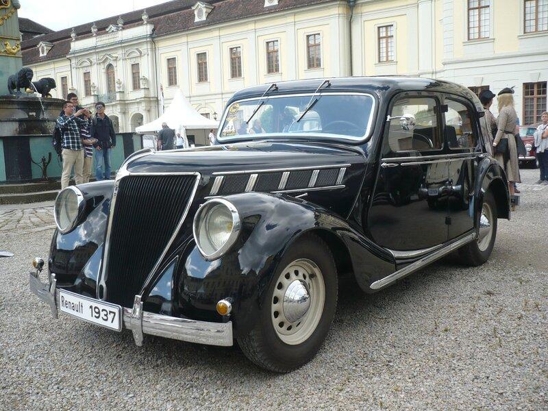 RENAULT Vivaquatre 1937 Ludwigsburg (1)