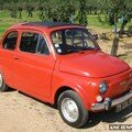 FIAT 500 R - 1975