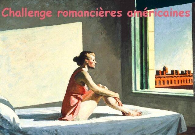 challenge romancières américaines