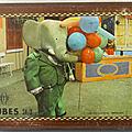 Cubes ... boites de 24 cubes babar (1968)