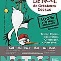 marché de noël de créateurs alsaciens édition 2017 à strasbourg
