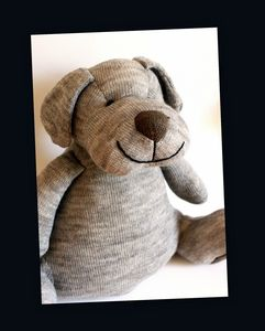 Ours gris