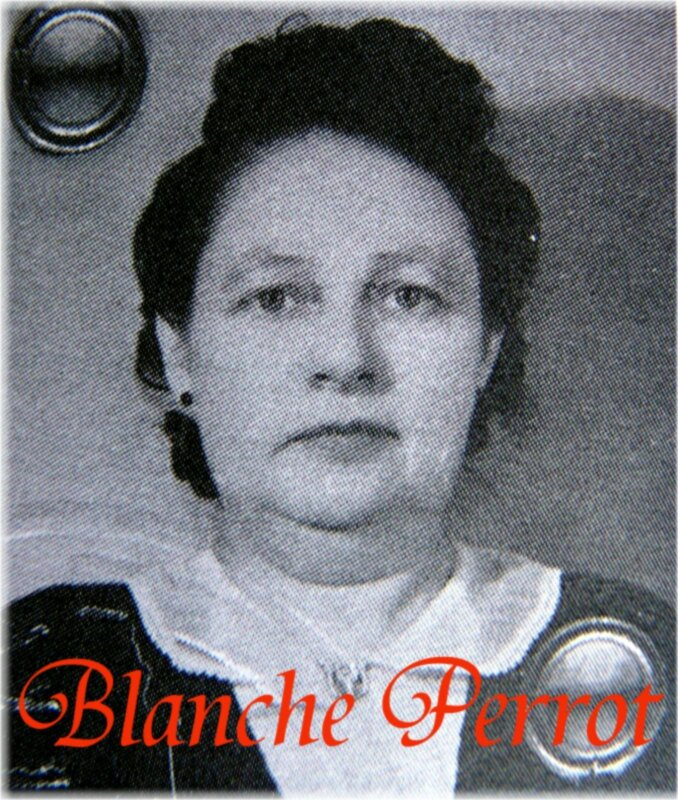 Blanche Perrot